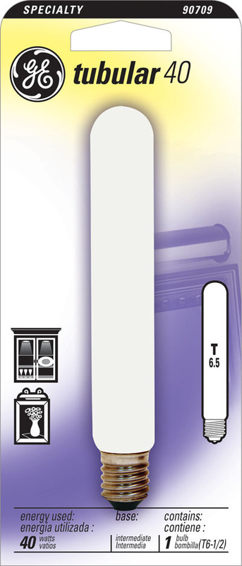 40T6-1/2-2 CD TUBULAR LAMP