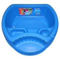 SPA DOG PLASTIC BLUE 11G
