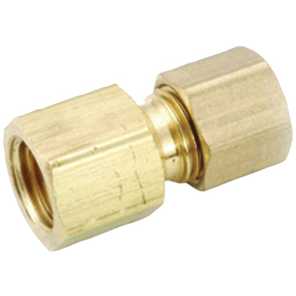 "No Logo 54822-0606 3/8"" Flare Adapter x 3/8"" Compression Adapter"