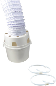 LAMBRO 211LC Plastic Lint Trap Kit