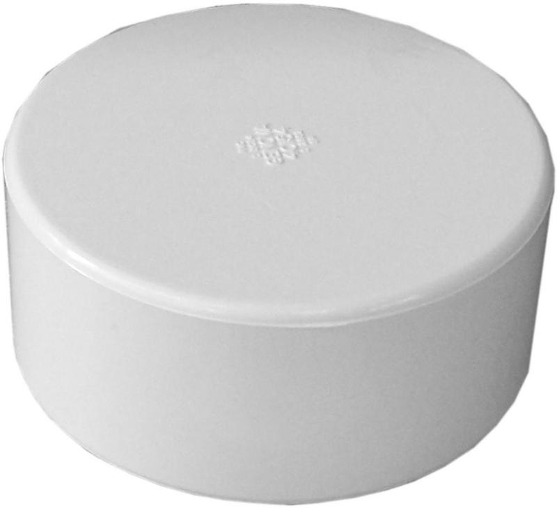 40154 4 IN. SEWER/DRN-PVC CAP