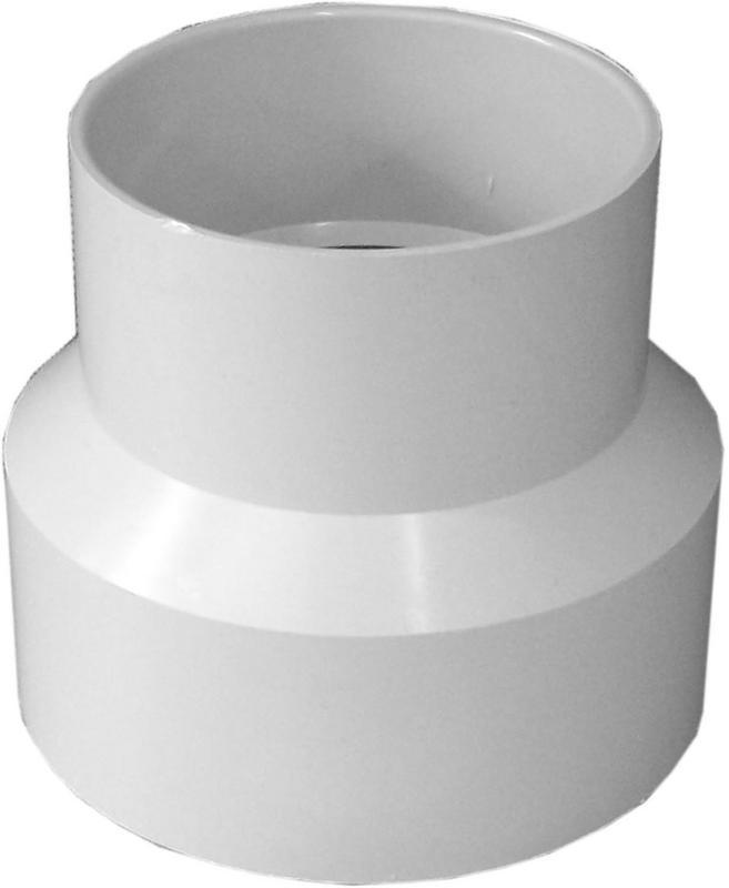 40143 4X3 IN. SWR-PVC REDUCR COUP