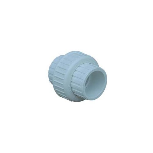 37210 1 IN. STAINLESS STEEL SCH40 PVC UNION