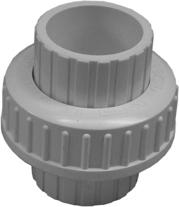 37220 2 IN. STAINLESS STEEL SCH40 PVC UNION