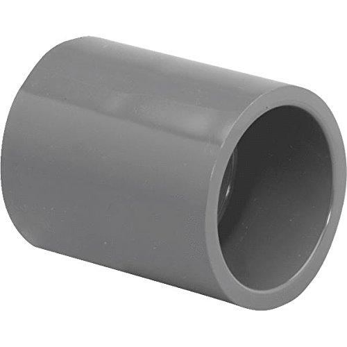 301158 11/2 IN. PVC S80 COUPLING