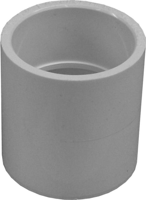 30114 1 1/4 IN. PVC 40 COUPLING