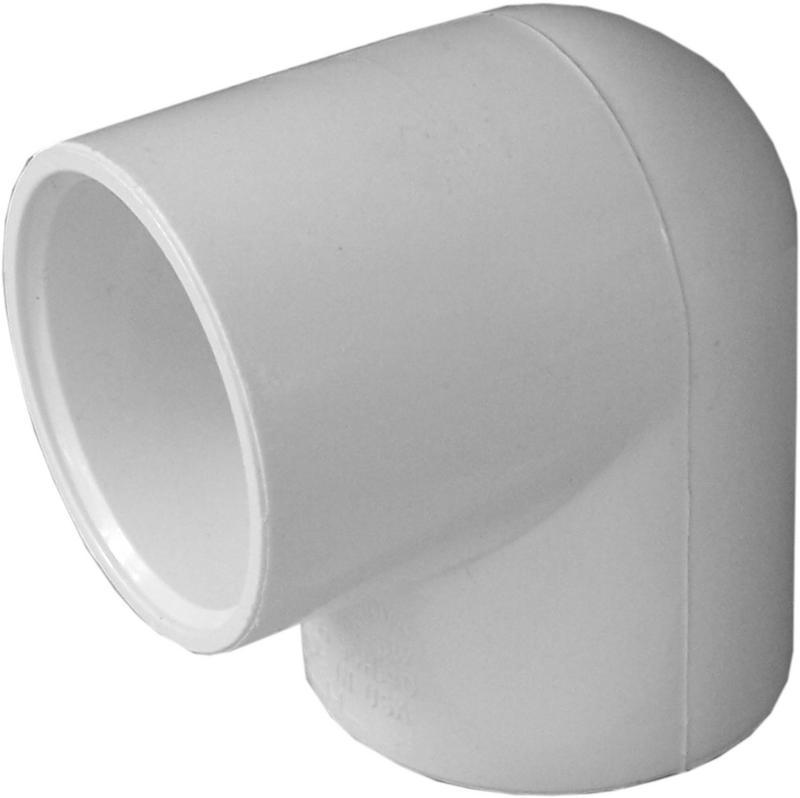 30714 1-1/4 PVC/DWV 90 DEG ELL