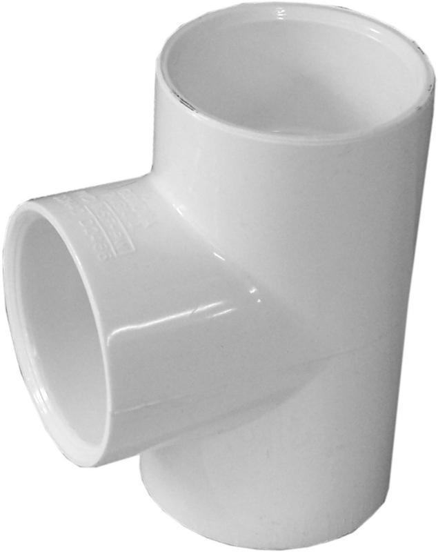 31415 1 1/2 PVC 40 SXSXS TEE