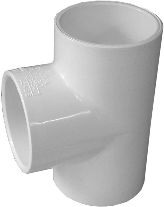 31420 2 IN. PVC SXSXS TEE