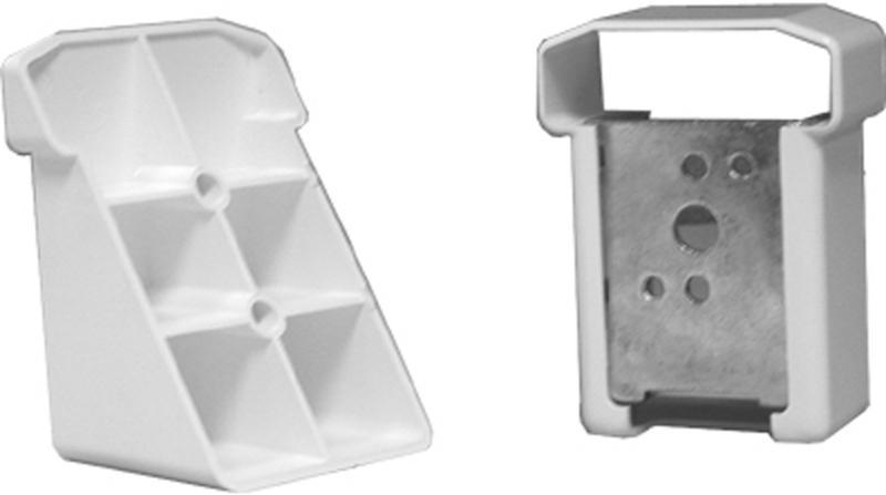 Square Stair Rail Bracket Kit