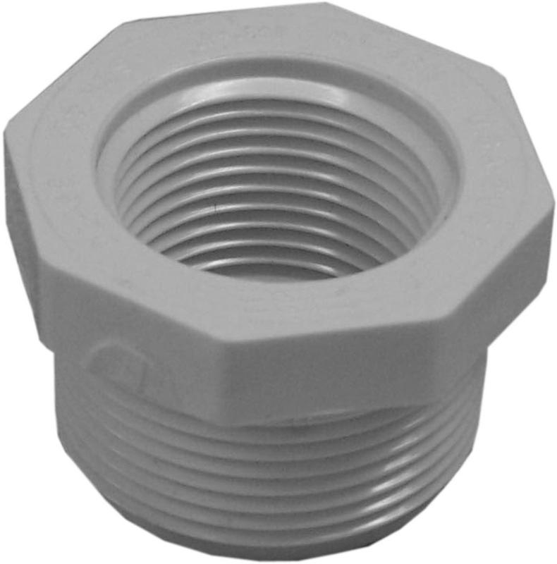 34340 1 1/4X1 MPXFP PVC BUSH