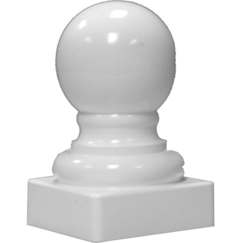 FW002 4 IN. BALL POST TOP