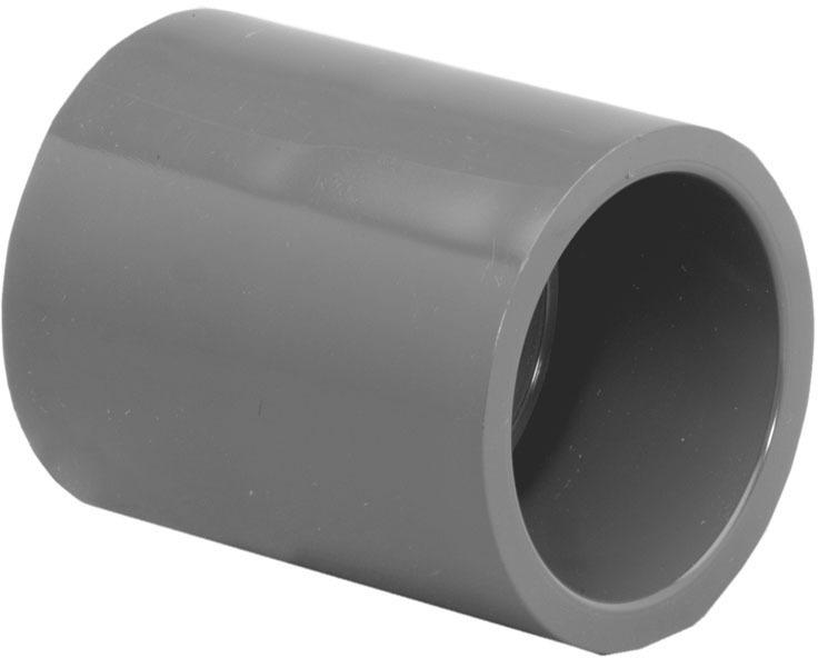 301148 11/4 IN. PVC S80 COUPLING