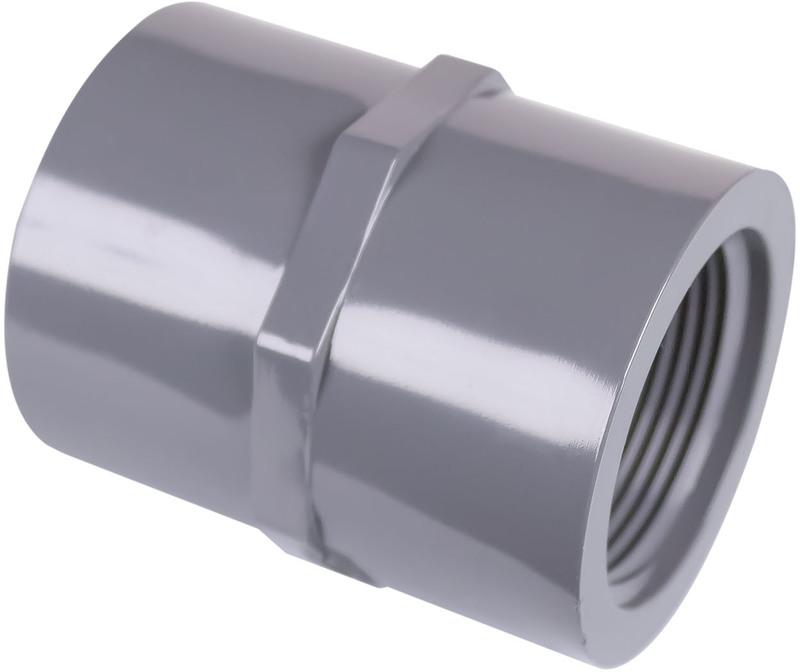 301248 11/4 PVC S80 COUPLING