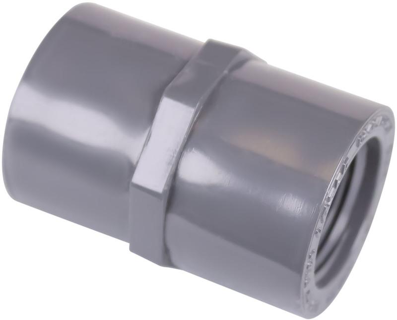 301278 3/4 IN. PVC S80 COUPLING