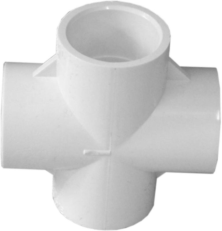 34407 3/4 PVC 40 SXSXS CROSS