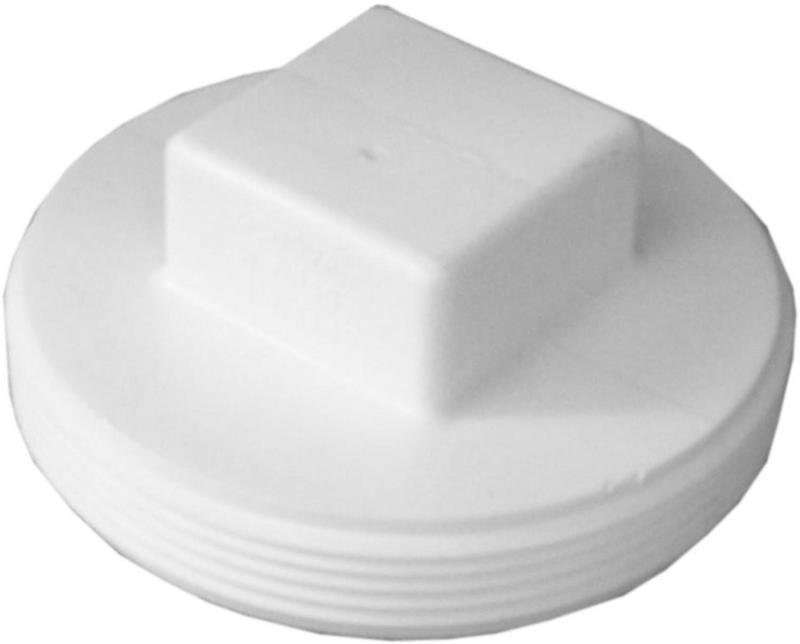 41840 4 IN. PVC THREADED PLUG