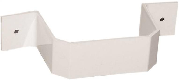 Debri-Shield AW202 Downspout Bracket, 2 in W X 3 in D