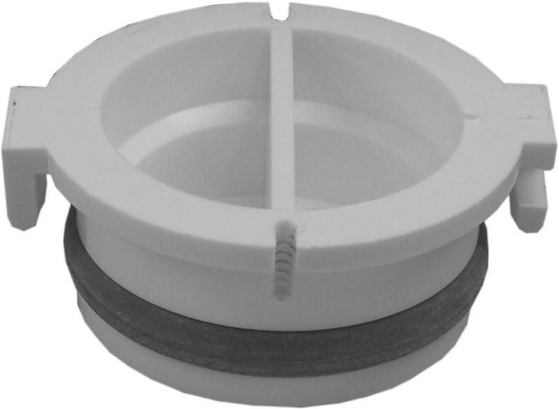 Genova 71874 Twist Lock Cleanout Plug, 4 in, MIP, PVC