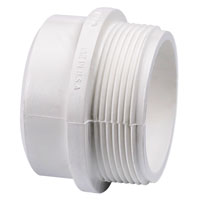 ADAPTER FITTING MPT PVC 2IN