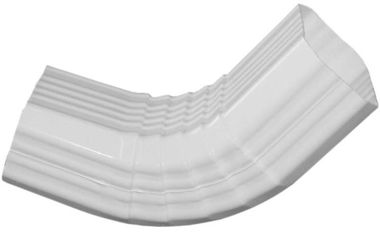 Raingo AW301A Type A Downspout Elbow, 3 in W X 4 in D, For Use With Repla K System