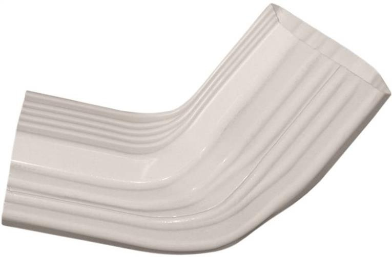 DOWNSPOUT ELBOW A-B 2X3IN WHT