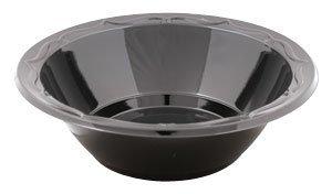 12-oz. Silhouette Plastic Bowl, 1000 Bowls