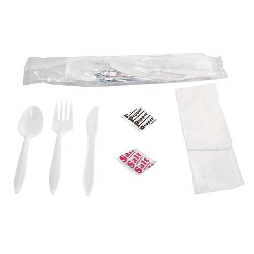 Mediumweight Polypropylene Cutlery, 1,000 Knives
