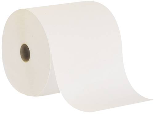 ACCLAIM� HIGH-CAPACITY PAPER TOWEL ROLLS, WHITE