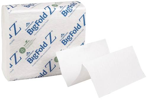 BIGFOLD Z C FOLD PAPER TOWELS