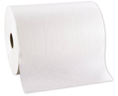 ENMOTION� ROLL TOWELS, WHITE, 10 IN. X 800 FT., 6 ROLLS PER CASE