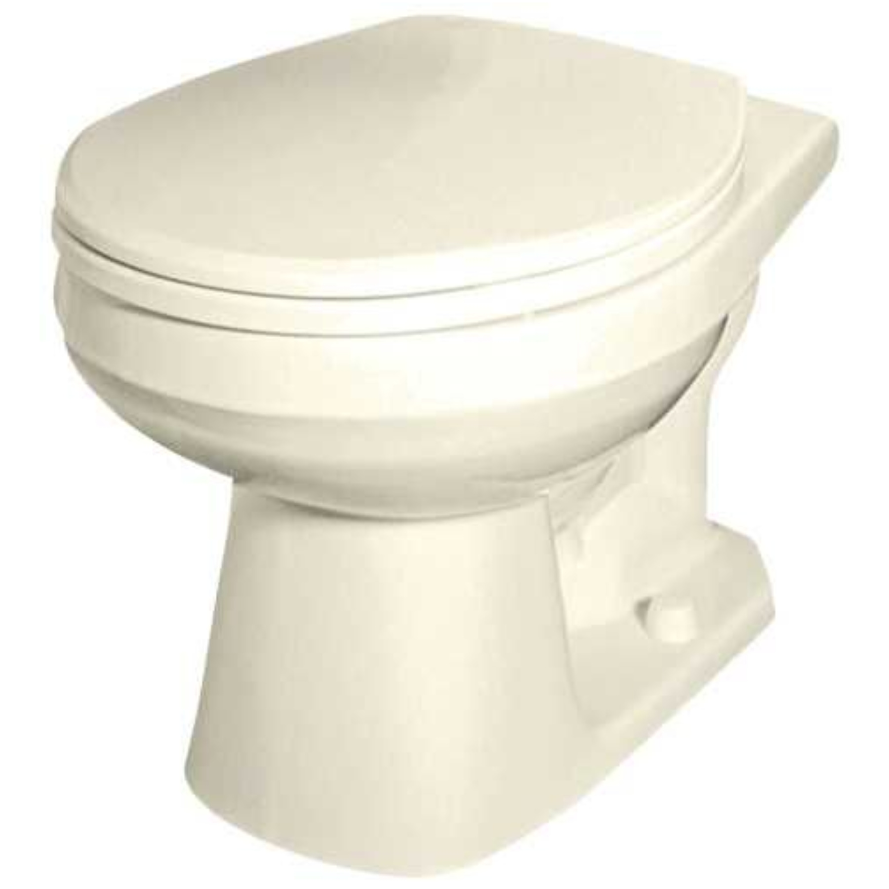 GERBER� MAXWELL� WATERSENSE� HIGH-EFFICIENCY ROUND TOILET BOWL ONLY , 1.6 GPF/1.28 GPF, WHITE