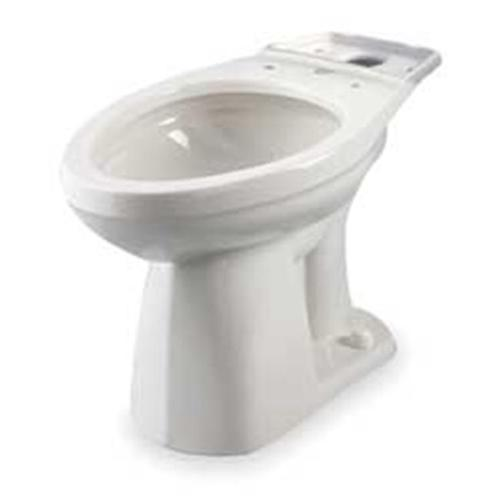 GERBER� ULTRA FLUSH� ELONGATED SIPHON JET TOILET BOWL ONLY , WHITE, 17 IN., 1.6 GPF
