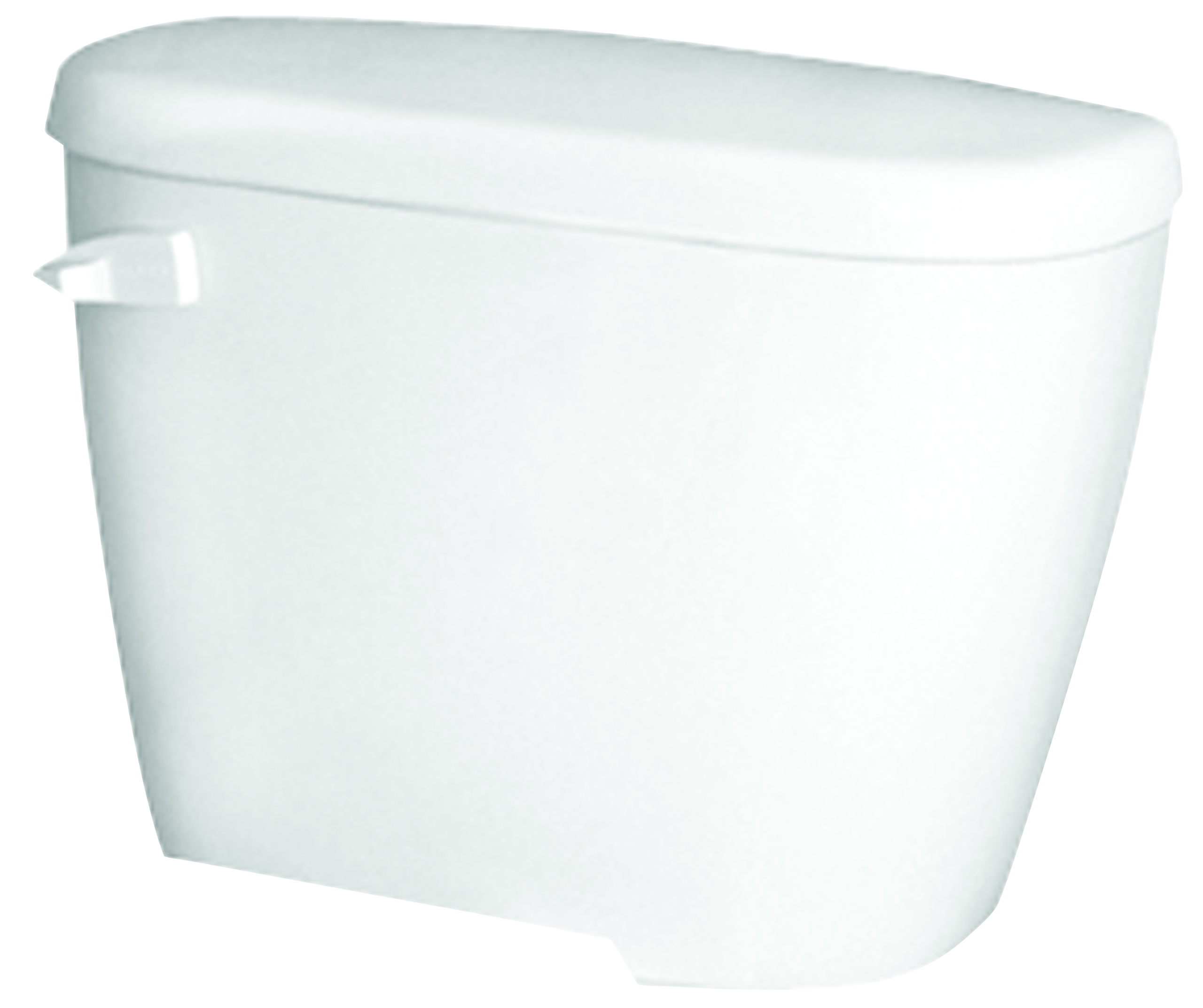 "Gerber Maxwell Siphon Jet Toilet Tank Only , 1.6 Gpf, 12"" Rough-In, White"