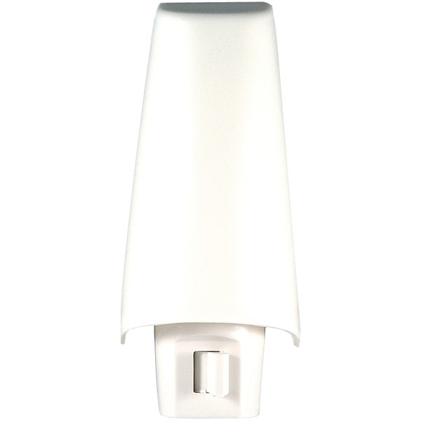 GE 52194 Incandescent White Shade Night-Light
