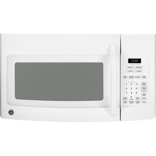 GE® 1.7 Cu. Ft. Over-the-Range Microwave Oven, White