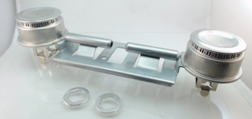DOUBLE BURNER REPLACES GE WB16K10026