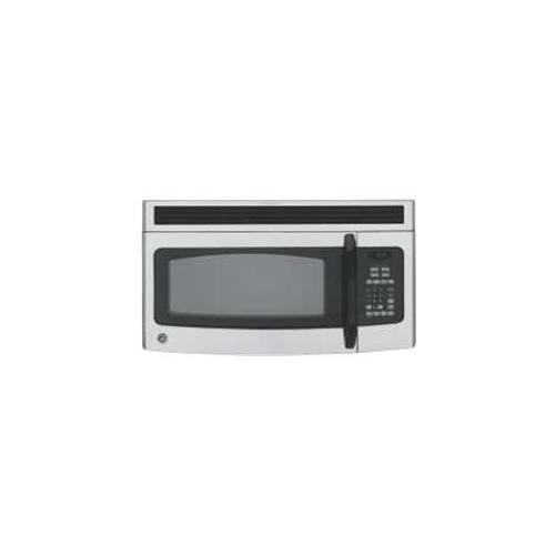 GE® 1.6 Cu. Ft. 950W Over-the-Range Microwave Oven, Stainless