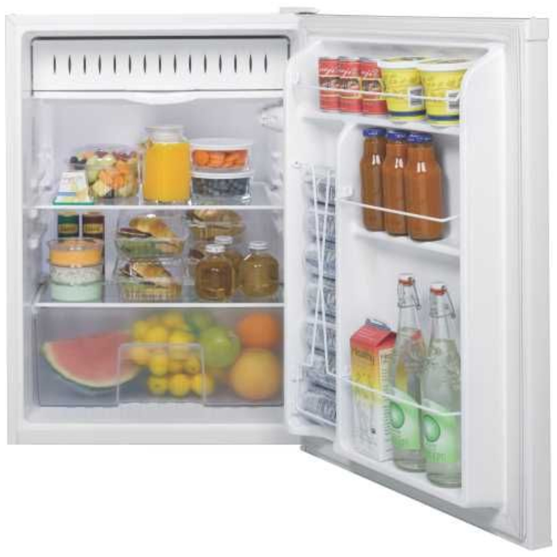 GE� BUILT-IN 24-INCH DISHWASHER, WHITE, 5 CYCLES / 2 OPTIONS