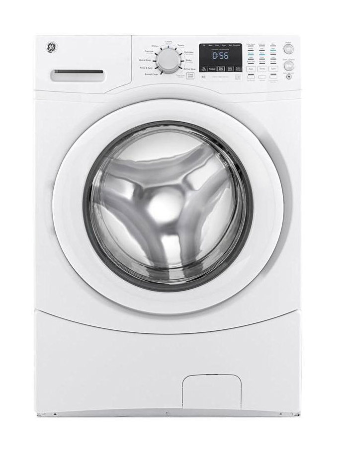 GE� ENERGY STAR� 3.6 DOE CU. FT. CAPACITY FRONTLOAD WASHER