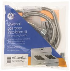 GE� 48 IN. UNIVERSAL GAS RANGE INSTALL KIT