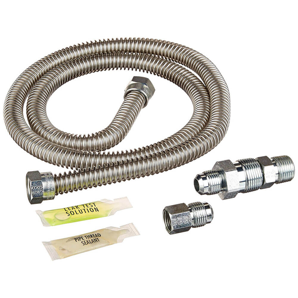 GE� 48 IN. UNIVERSAL GAS DRYER INSTALL KIT