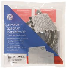 GE� 36 IN. DRYER GAS KIT (MA ONLY)