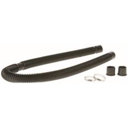 GE� DRAIN HOSE EXTENSION, INCLUDES CLAMPS & HOSE INSERTS