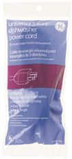 GE� UNIVERSAL DISHWASHER POWER CORD, 5 FT. 4 IN.