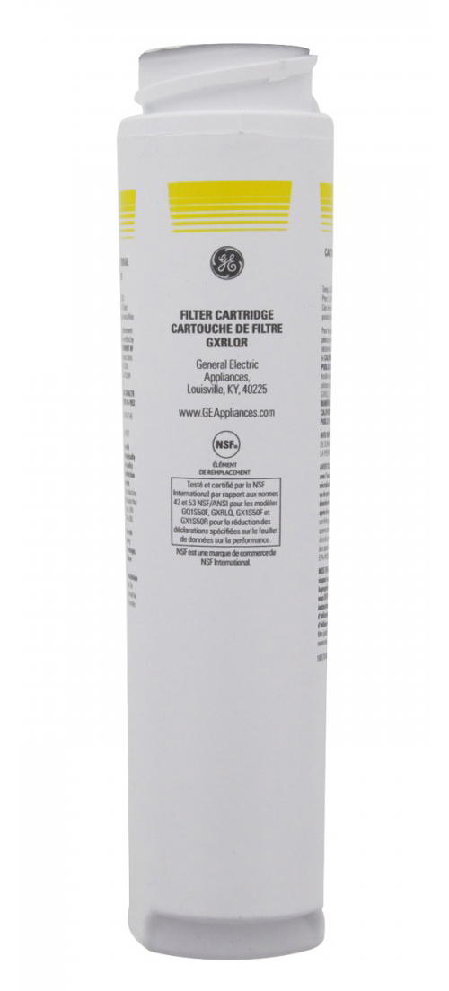GE� IN-LINE REFRIGERATOR/ICEMAKER REPLACEMENT FILTER