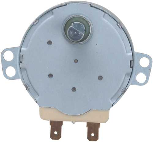 MICROWAVE TURNTABLE MOTOR REPLACES GE WB26X10038