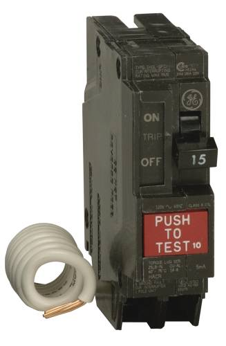 "GE THQL GROUND FAULT CIRCUIT INTERRUPTER 1"" per EA at Sears.com"