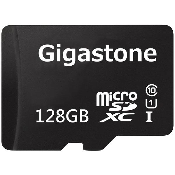 Gigastone GS-SDXC80U1-128GB-R Prime Series SDXC Card (128GB)