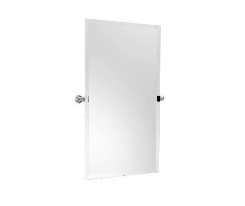36 Rectangle PVT PORTR Mirror Polished Nickel *COLUMN